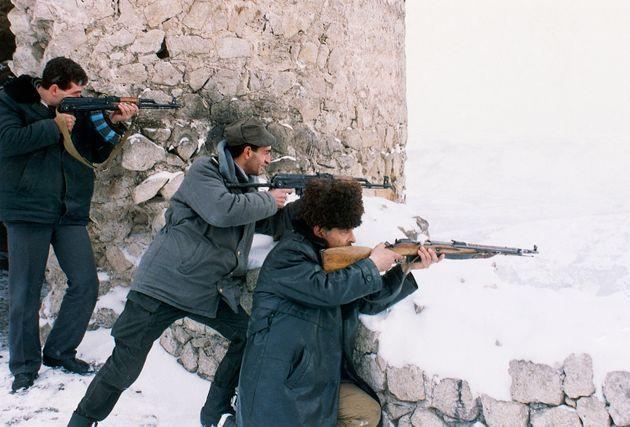 Καύκασος Αρμενία Τουρκία Ρωσία
