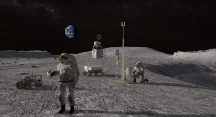 ΝΑΣΑ Σελήνη