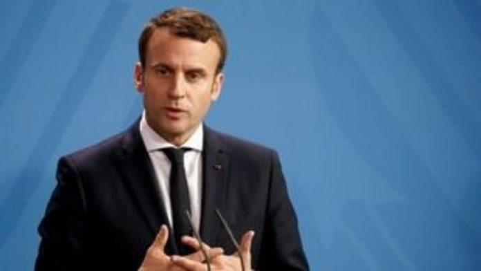 Ο Μακρόν να ανακαλεί τον Γάλλο πρέσβη στην Άγκυρα.