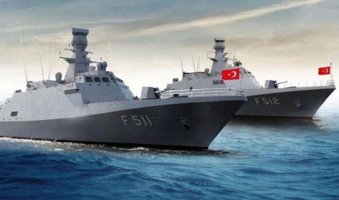 Τουρκία πλοία