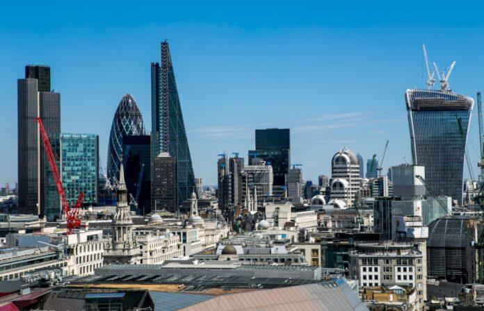 city Λονδίνο