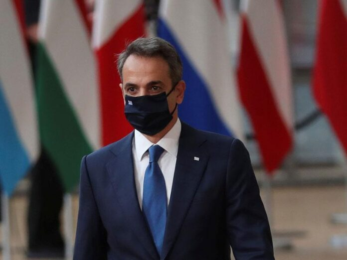 Μητσοτάκης Ευρώπη