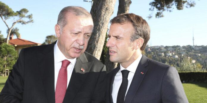 Η σύγκρουση με τον Μακρόν έχει υψηλό ρισκο για τον Ταγίπ Ερντογάν