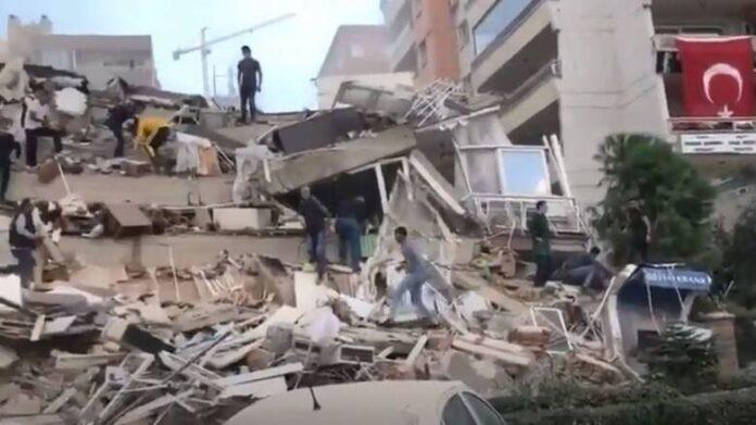 Σεισμός 7 Ρίχτερ