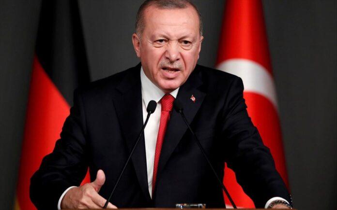 Ερντογάν κρίση