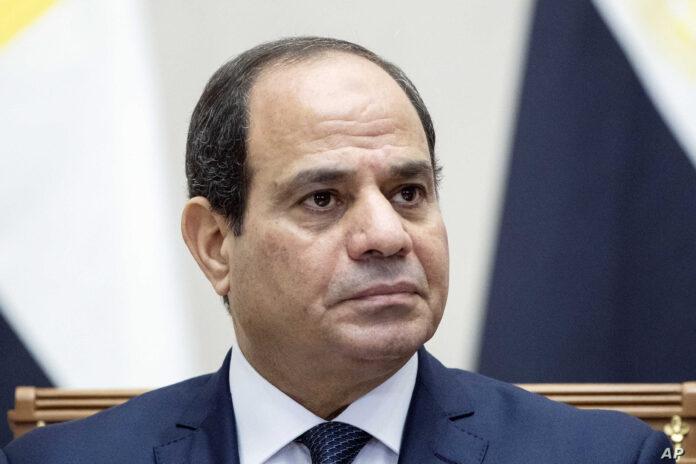 συνάντηση με τον Abdel Fattah el-Sissi είχε ο Κωστής Χατζηδάκης