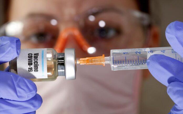 Κορονοϊός εμβόλιο
