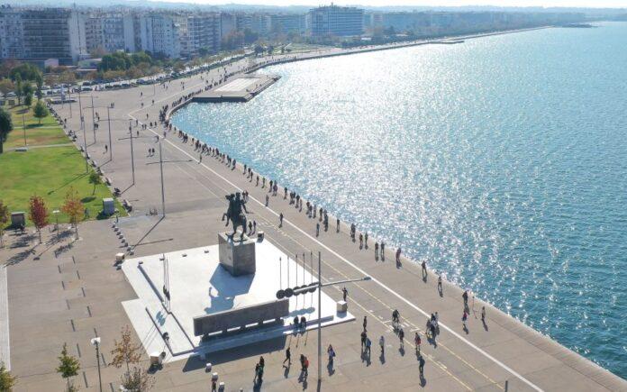 Θεσσαλονίκη κρούσματα