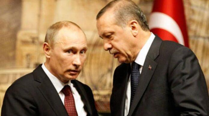 ΟΙ διευθετήσεις Ερντογάν Πούτιν στο Ναγκόρνο Καραμπάχ