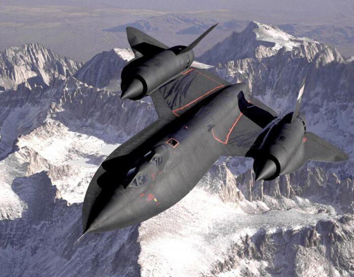 Το SR-71 Blackbird
