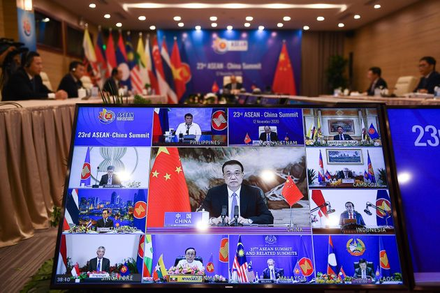 RCEP Aσία Κίνα