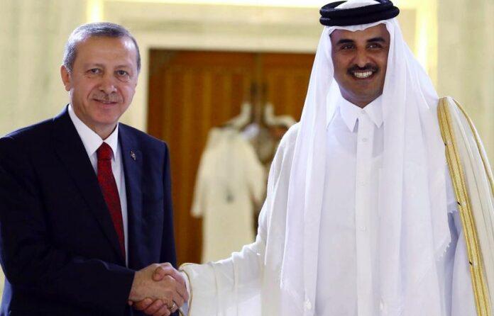 Ερντογάν Κατάρ