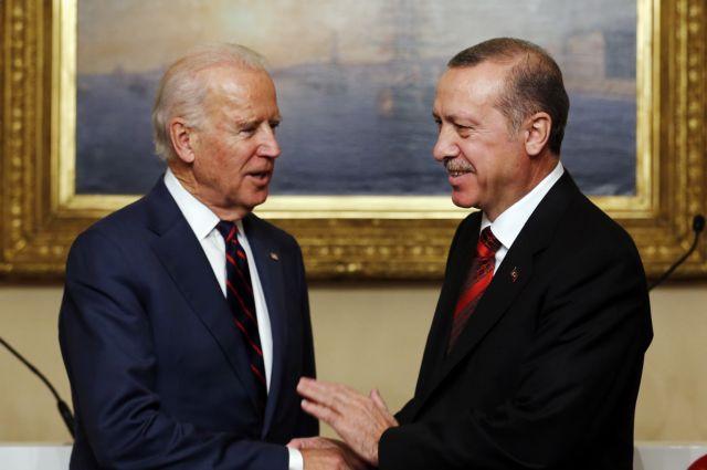 Μπάιντεν Τουρκία
