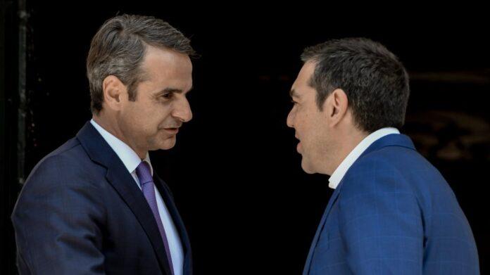 Τι δείχνουν 4 δημοσκοπήσεις για ΝΔ, ΣΥΡΙΖΑ