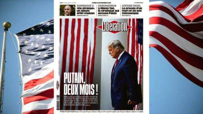 Liberation Τραμπ