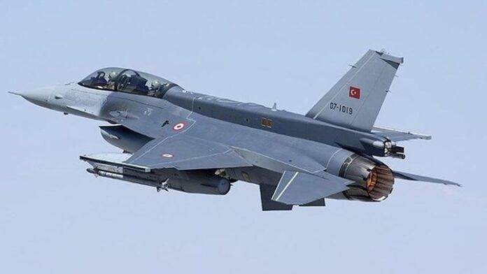 Τουρκικό F-16