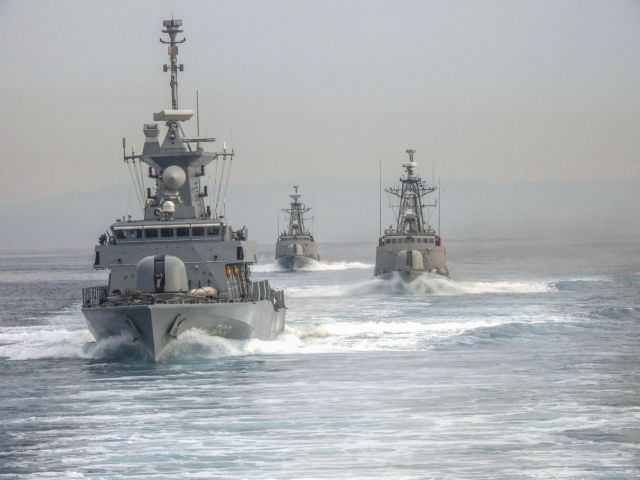Με σφραγίδα Πομπέο η αμοιβαία απόσυρση των πολεμικών πλοίων από την ανατολική Μεσόγειο