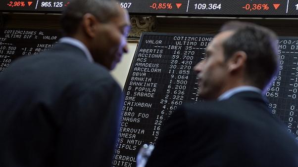 κορονοϊός αγορές