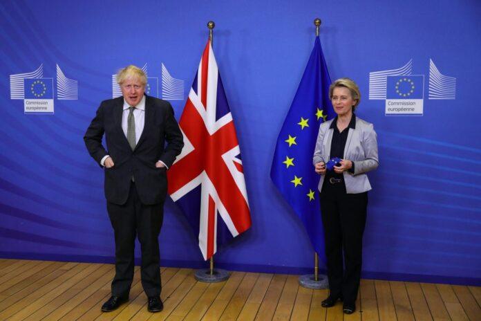Συμφωνία Brexit