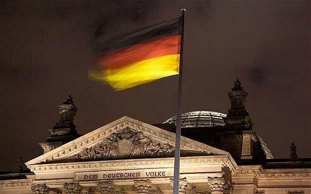 Γερμανία επιτόκια