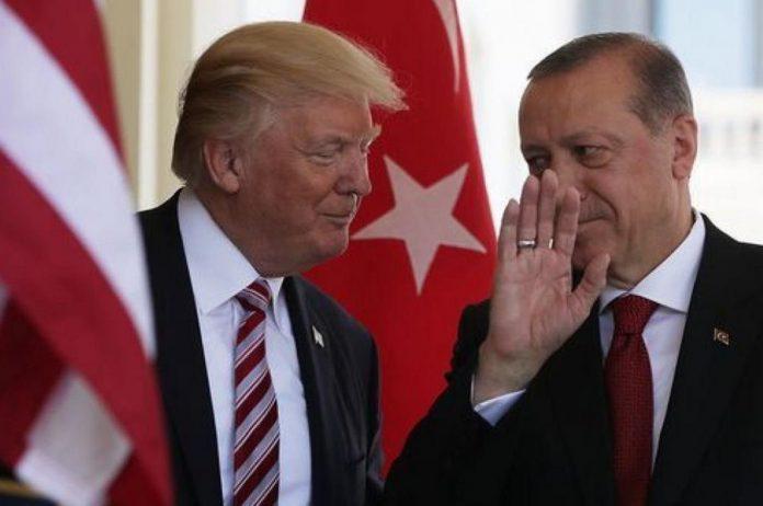 Γιατί ο Τραμπ υπέγραψε τις κυρώσεις κατά Ερντογάν