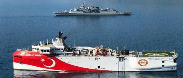 Toυρκία σενάρια Oruc Reis