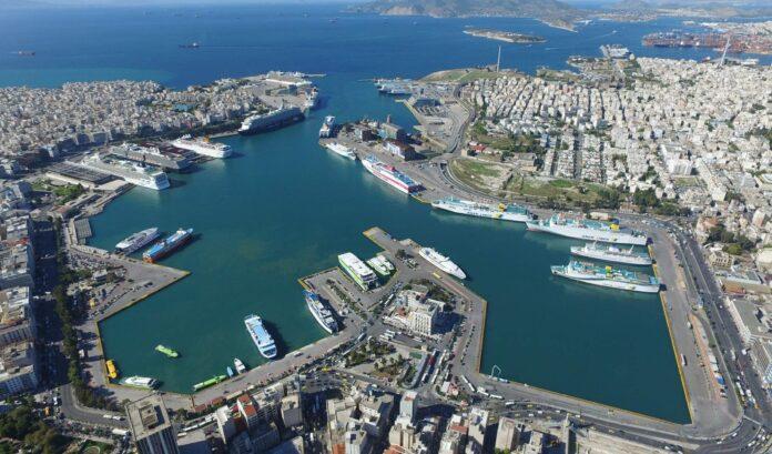 O Πειραιάς είναι το λιμάνι με την μοναδική αύξηση της κυκλοφορίας πλοίων