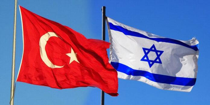 Ερντογάν Ισραήλ