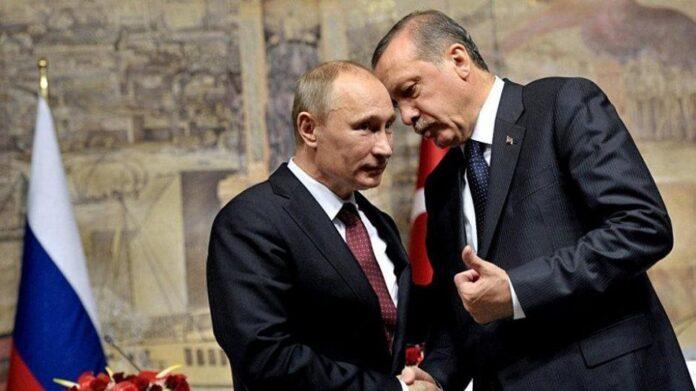 Ερντογάν και Πούτιν εργάζονται για την αποδυνάμωση του ρόλου των ΗΠΑ