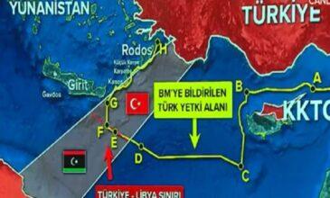 τουρκο-λιβυκό μνημόνιο