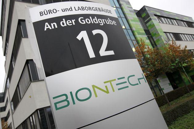 BioNTech εμβόλια