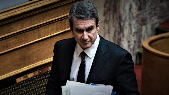 «Μεταρρυθμιστικής αντιπολίτευσης» θέλει ο Ανδρέας Λοβέρδος