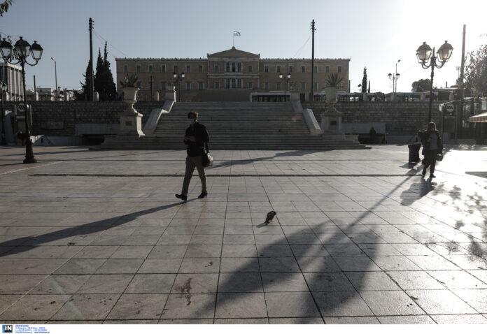 Αθήνα πανδημίας