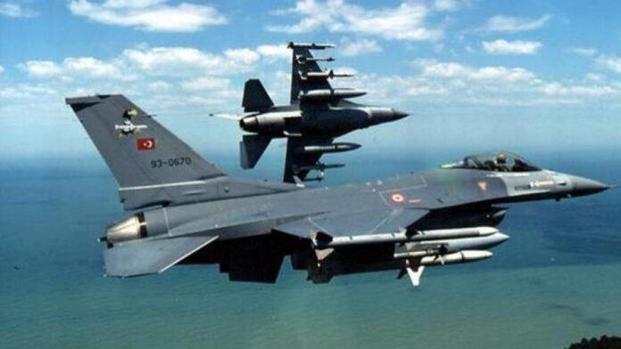 Τουρκικά F-16 υπερπτήσεις