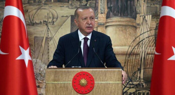 Ερντογάν διερευνητικές επαφές