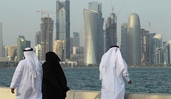 Κατάρ Σαουδική Αραβία