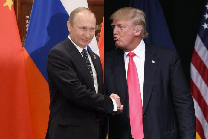 Τραμπ Ρωσία