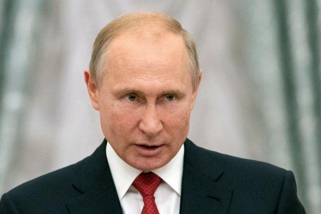 Ένα τρίτο των Ρώσων εκτιμάται ότι αντιτίθενται σήμερα στο καθεστώς Πούτιν.