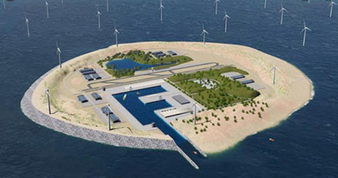 ενεργειακό νησί