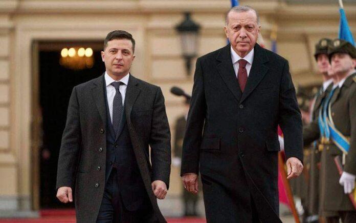 Τουρκία Ουκρανία