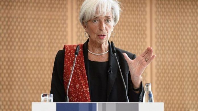 Η διαγραφή χρέους εξαιτίας της πανδημίας του νέου κορονοϊού είναι «αδιανόητη» δήλωσε η Κριστίν Λαγκάρντ