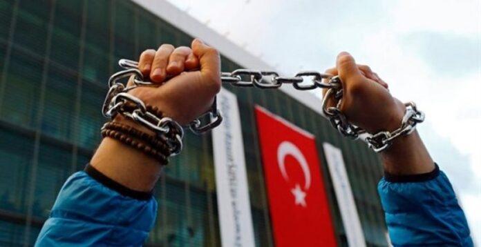 Τουρκία ανθρώπινα δικαιώματα