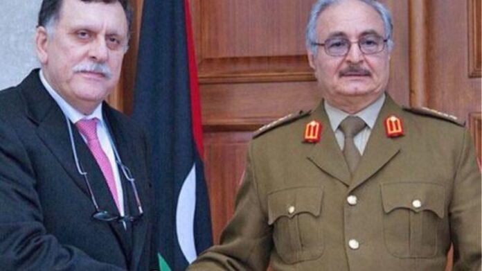 Λιβύη εκλογές