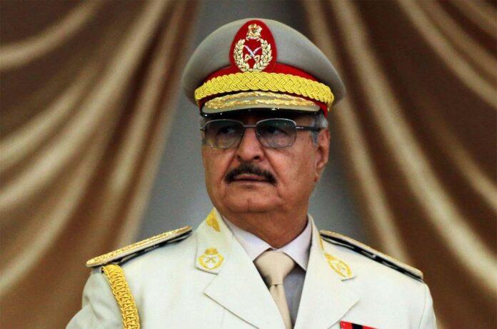 Λιβύη Χάφταρ