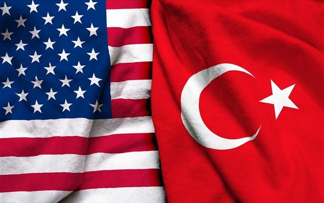 Ερντογάν ΗΠΑ