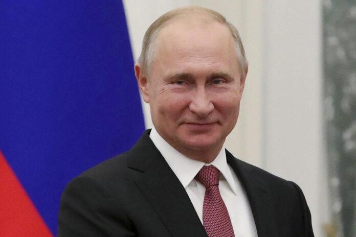 Πούτιν Sputnik V