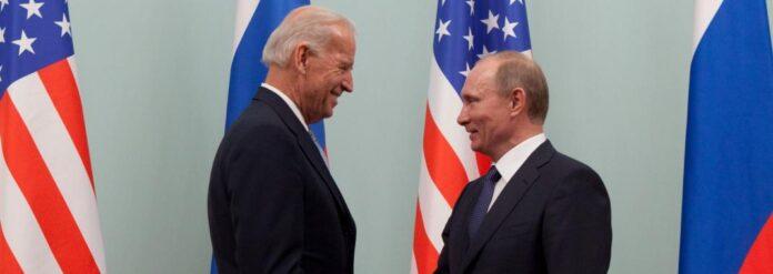 Μπάιντεν Πούτιν