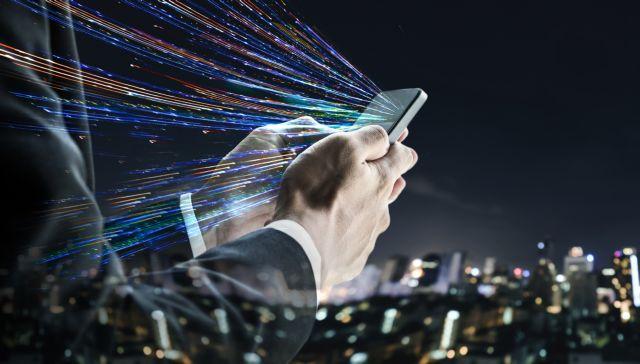 κινητή επικοινωνία