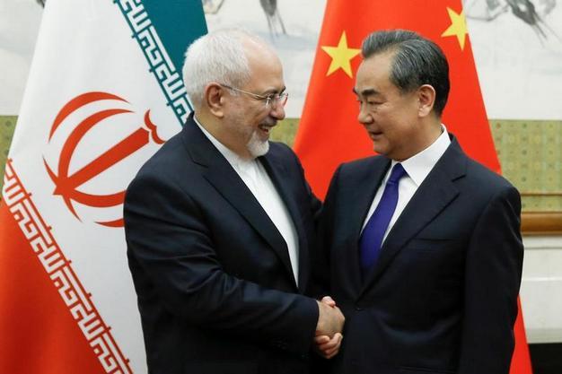Συμφωνία Ιράν-Κίνας