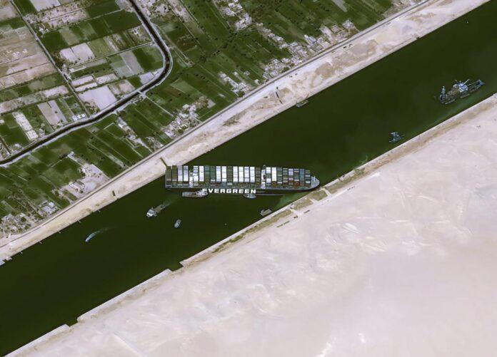 Αποκλεισμός Suez